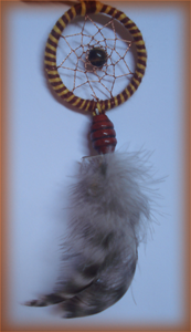 Dreamcatcher pendentif : maya